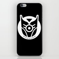 Style-A-Cons iPhone & iPod Skin
