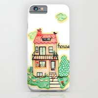 iPhone & iPod Case featuring Welcome Home by Rebecca Rogers