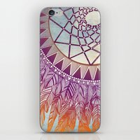 dreamcatcher: mining for the meaning iPhone & iPod Skin