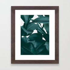 Pulling me in Framed Art Print