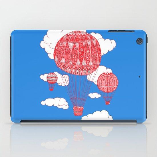Hot Air Balloon iPad Case
