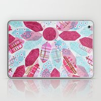 Patchwork-Collage Love Laptop & iPad Skin