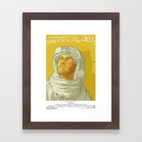 Raiders Of The Lost Ark … Framed Art Print