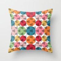 Pattern18 Throw Pillow