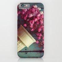 Flower Cone I iPhone 6 Slim Case