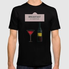 Drink With Me Mens Fitted Tee Black SMALL