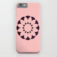 floral pink iPhone 6 Slim Case