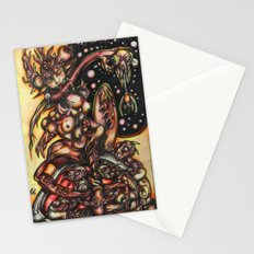 Zwitter  Stationery Cards
