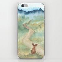 The Long and Winding Road iPhone & iPod Skin