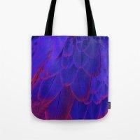 Exotic Plumage Tote Bag