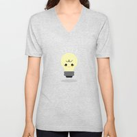 Lil' Light Bulb  Unisex V-Neck