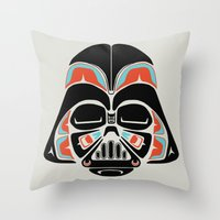 Death Mask - Alliance Is… Throw Pillow