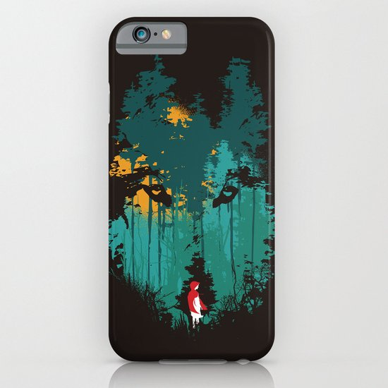 The Woods Belongs to Me iPhone & iPod Case