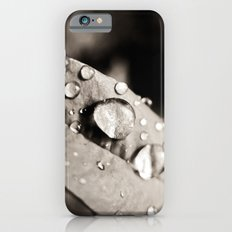 None Of Them Paused Before They Fell Either iPhone 6 Slim Case