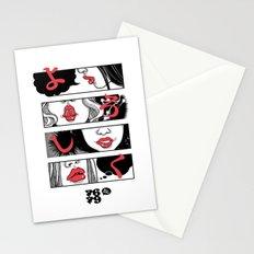 Yoroshiku (4649) Lips  Stationery Cards