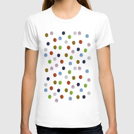 Pinpoint Dots T-shirt