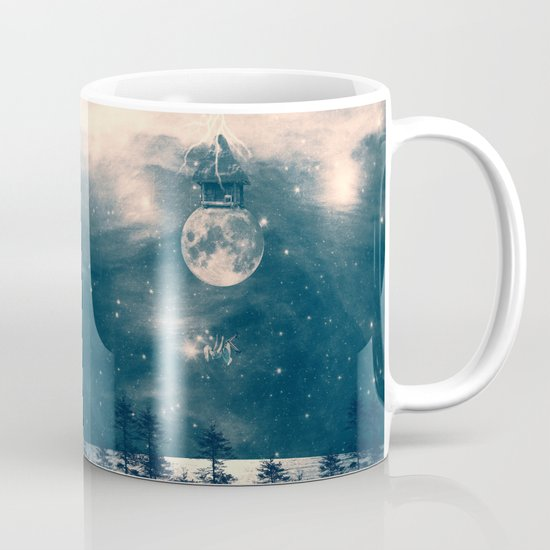 One Day I Fell from My Moon Cottage... Mug