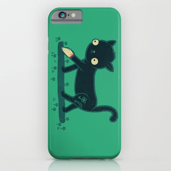 Make Your Own Luck iPhone & iPod Case