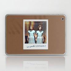 Les jumelles gourmandes ! Laptop & iPad Skin