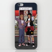Be Excellent To Each Oth… iPhone & iPod Skin