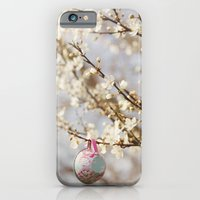 Teacups In The Blossom iPhone 6 Slim Case