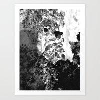 LOST N0 Art Print