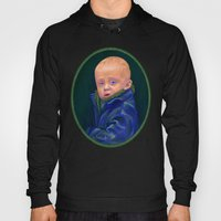 Hold - Portrait Painting… Hoody