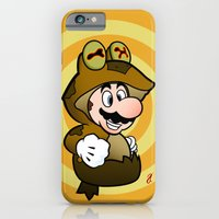 All Glory To The Mario B… iPhone 6 Slim Case