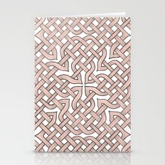 Celtic Knotwork - Cross and Hearts Stationery Cards