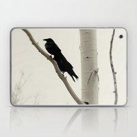 Two Crows Laptop & iPad Skin