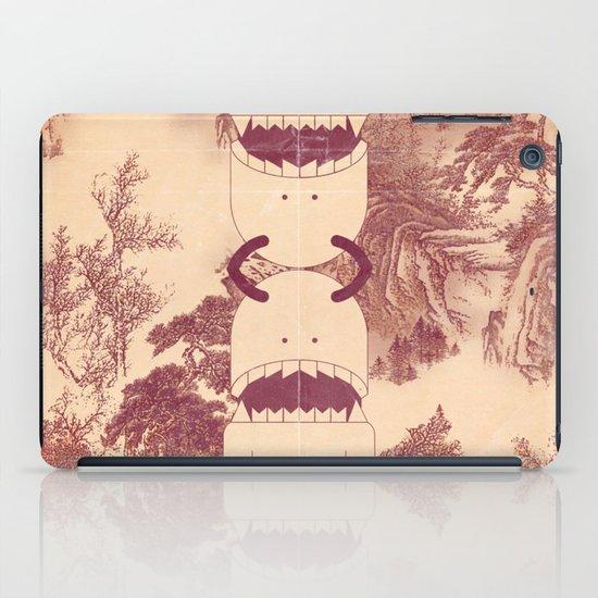 g r r iPad Case