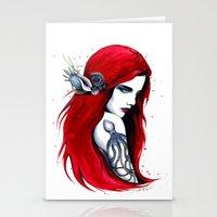 -City Ariel- Stationery Cards