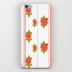 The roses in the garden.  iPhone & iPod Skin