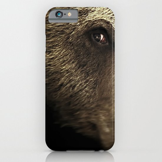bear iPhone & iPod Case