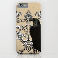 iPhone Cases featuring Raven by Кaterina Кalinich
