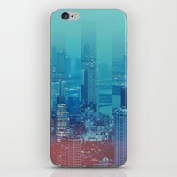 Nightcity iPhone & iPod Skin
