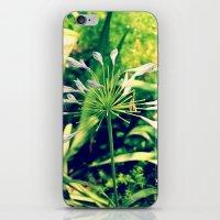littleflowers iPhone & iPod Skin