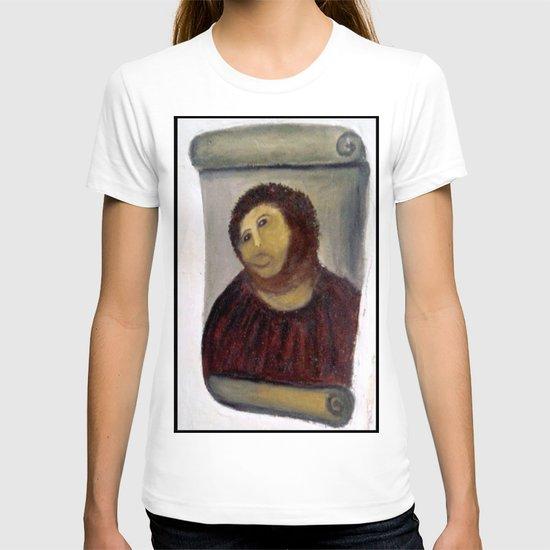 Monkey Jesus  T-shirt