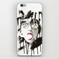 the Ghost iPhone & iPod Skin
