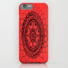 the monsters inside my head are scared of love iPhone 6s Slim Case