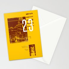 KING JAMES Stationery Cards