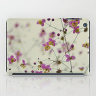 iPad Case featuring Flowers by Color And Patterns