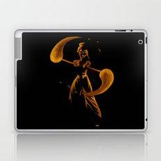 Fire Dancer Laptop & iPad Skin