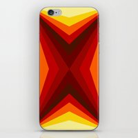 Four-Day Interval (2013) iPhone & iPod Skin