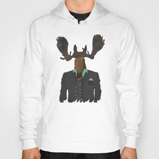 mr moose Hoody