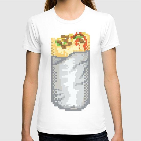 San Francisco Mission Burrito T-shirt