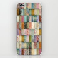 Patchwork Textures iPhone & iPod Skin