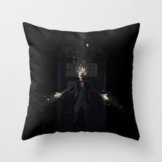 Regeneration Throw Pillow