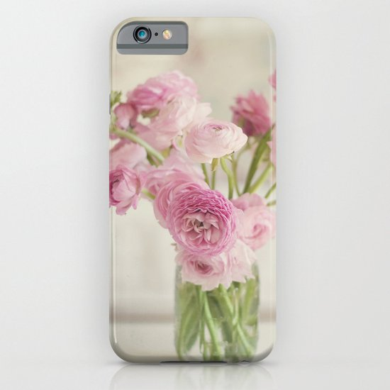 A Pastel Winter iPhone & iPod Case