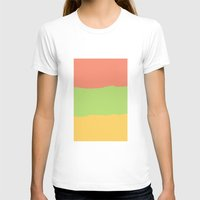 T-shirt featuring Rainbow Sherbet by Ice Cream Theory